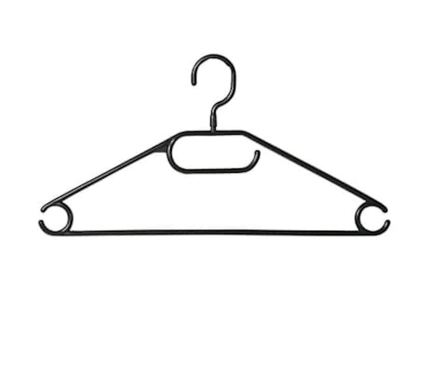 Plastik paltarasan Kesper 40 sm, qara