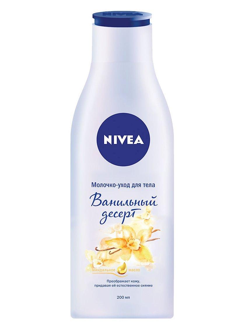 Süd bədən üçün Nivea Vanilli desert 200 ml