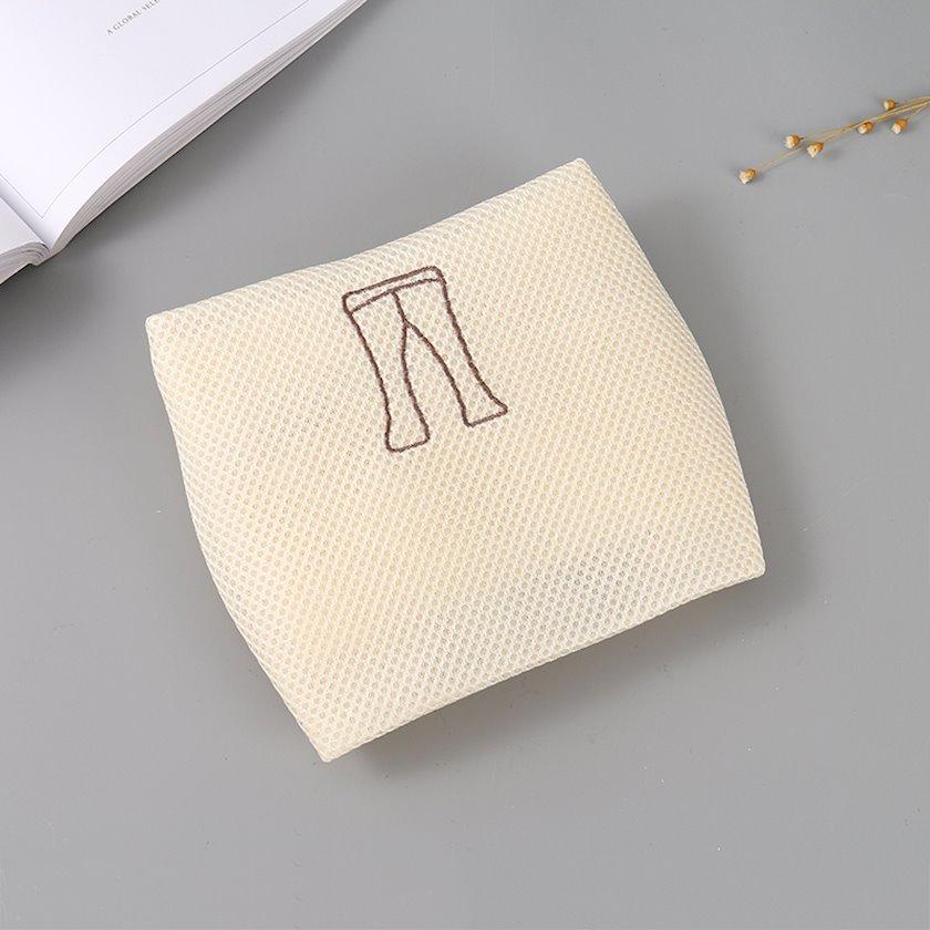 Dəyişək paltarın yuyulması üçün 3 qat naxışlı torba Ximivogue 20х30 mm