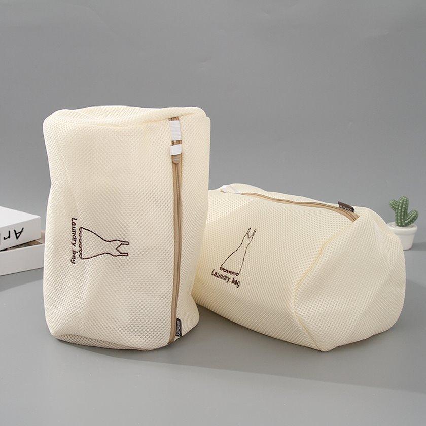 Dəyişək paltarın yuyulması üçün torba dəsti Ximivogue 20х30 mm