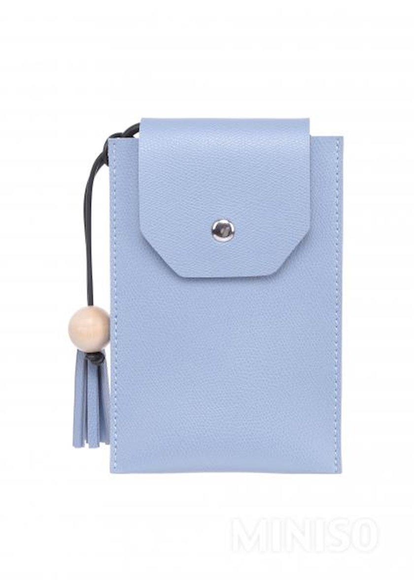 Çexol Miniso Phone Pouch Blue 12x2x18 sm