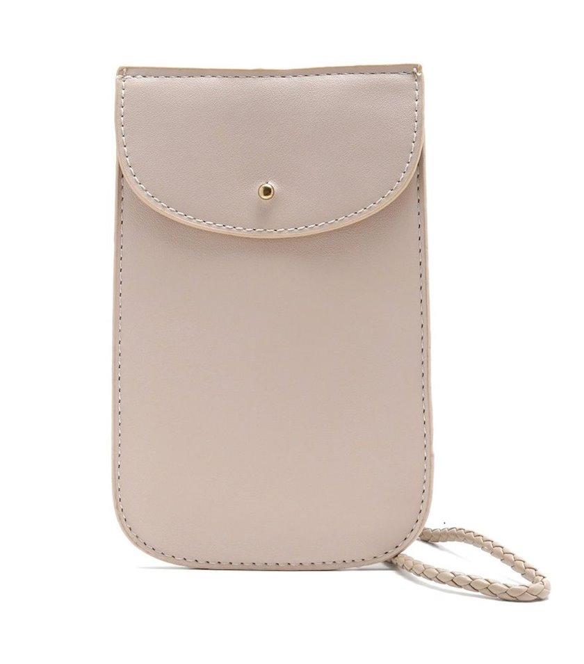 Çexol Miniso Fashionable Pouch Light Khaki, 12x1x19 sm