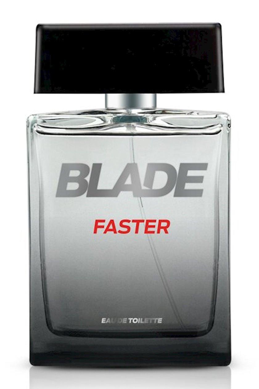 Kişilər üçün tualet suyu Blade Faster, 100 ml