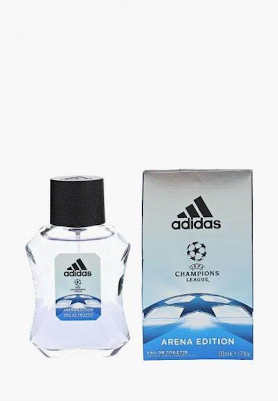 Kişilər üçün tualet suyu Adidas UEFA Champions League Arena Edition, 50 ml