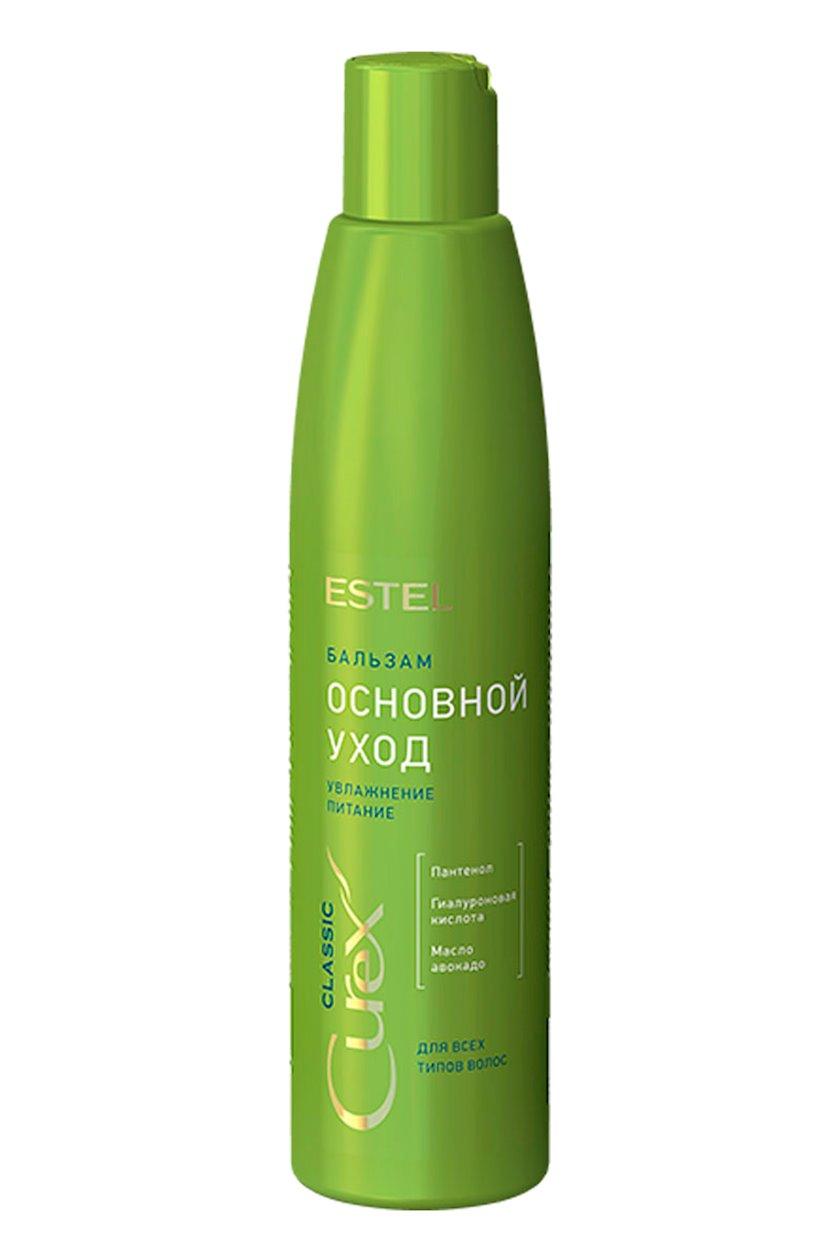 Balzam Estel Professional Curex Classic Bütün saç növləri üçün əsas qulluq 250 ml