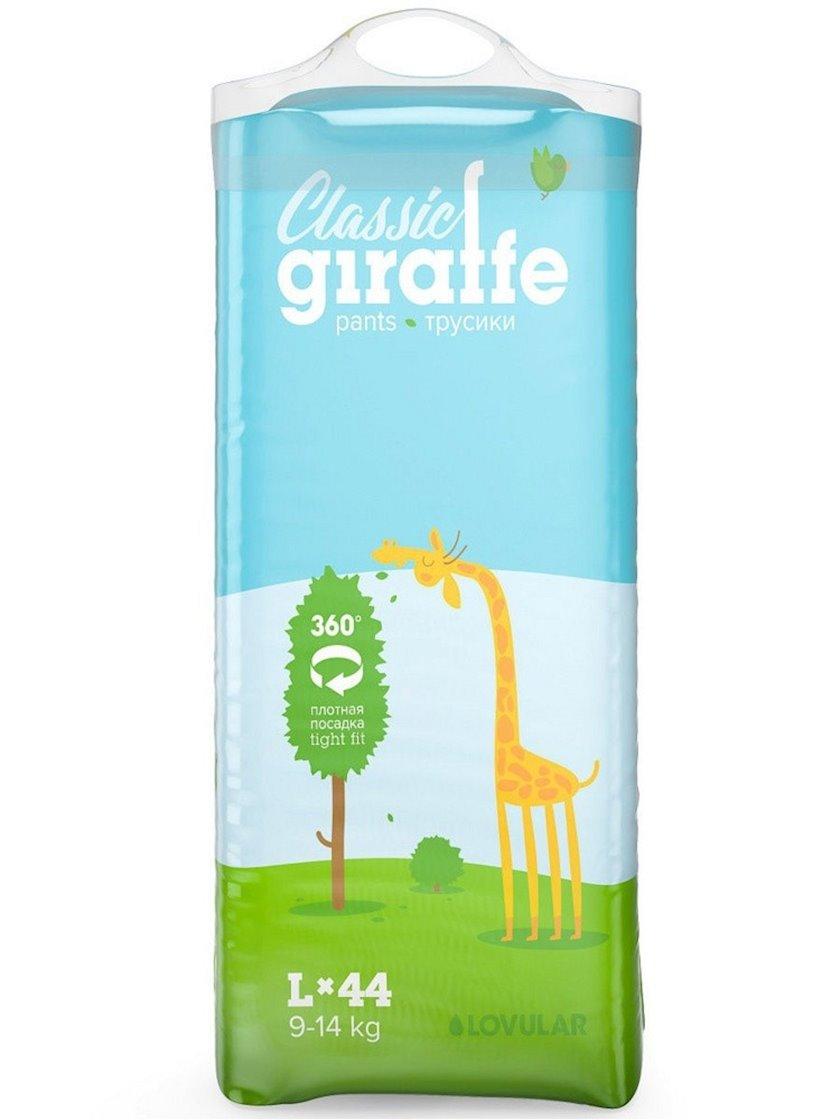 Uşaq tuman-bezi Lovular Giraffe L 9-14 kq, 44 əd