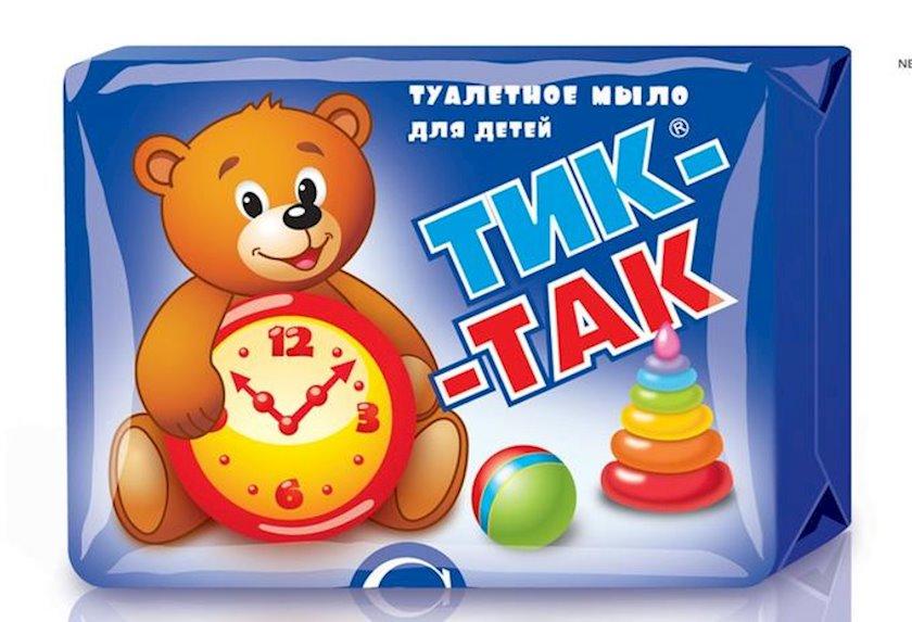 Uşaqlar üçün tualet sabunu ТИК-ТАК