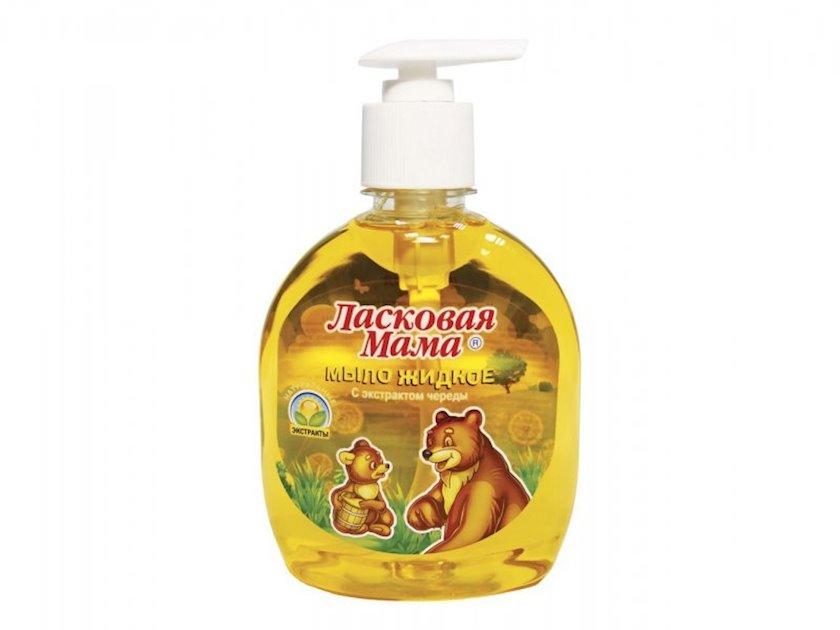 Maye sabun Ласковая мама Pişikdili bitkisinin ekstraktı ilə