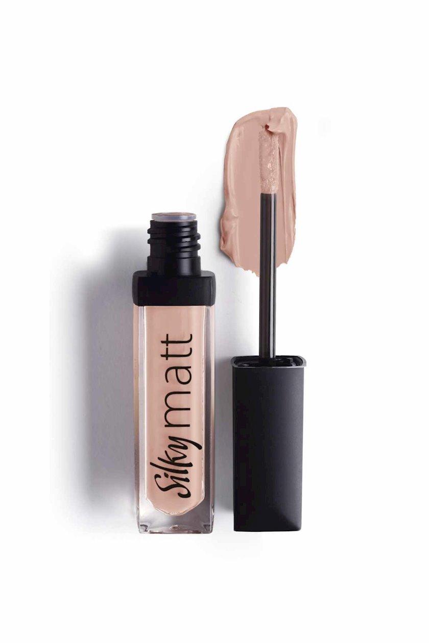 Maye pomada Paese Silky Matt Liquid Unico Lipstick ton 706
