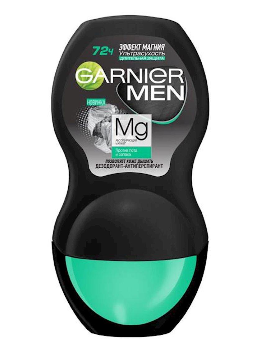 Dezodorant-antiperspirant Garnier Mineral Men Maqnium Effekti Ultraquruluq 50 ml