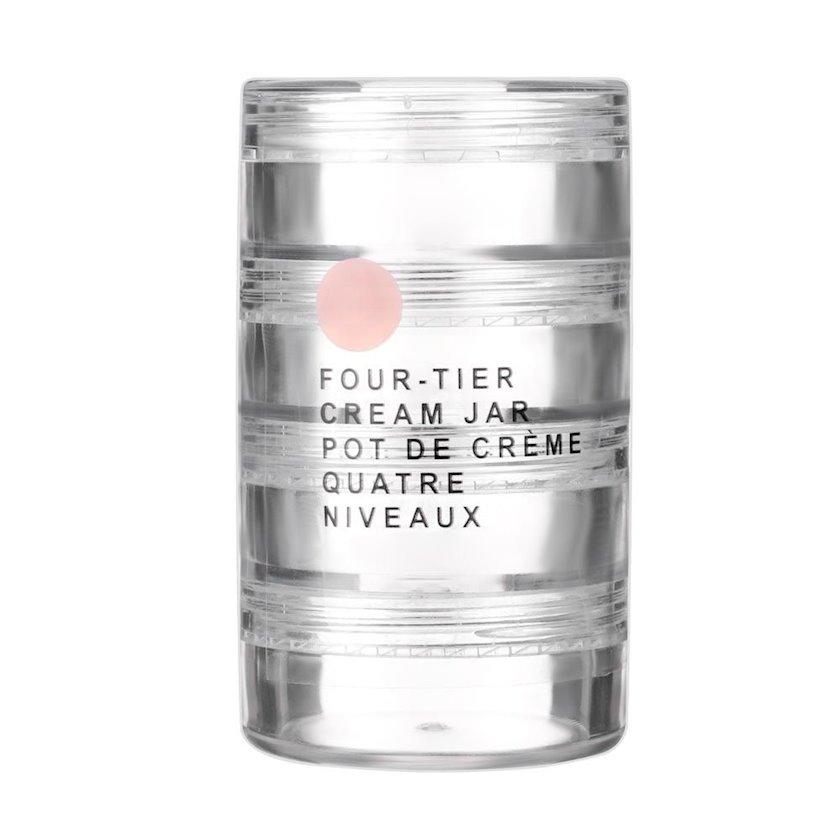 Krem qabı dəsti Miniso Four-tier Cream Jar, 40 q