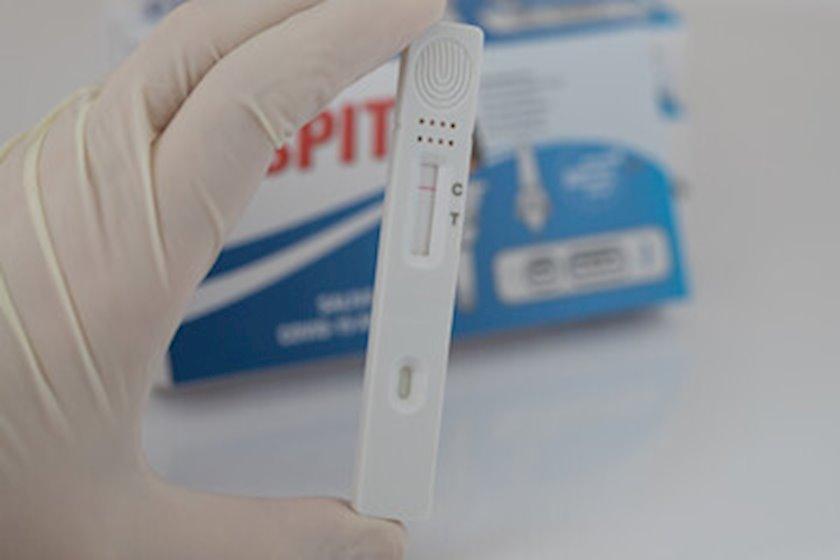 PCL COVID19 Saliva Ag Gold, 1 ədəd Antigen ekspress test