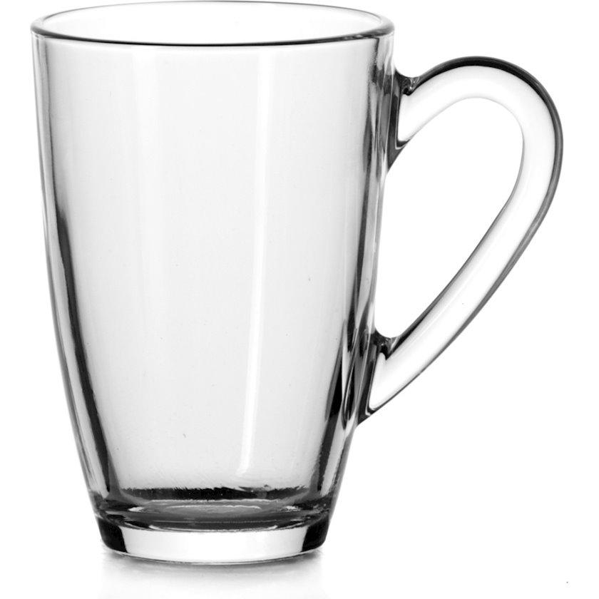 Fincan Pasabahce Aqua, şüşə, 330 ml