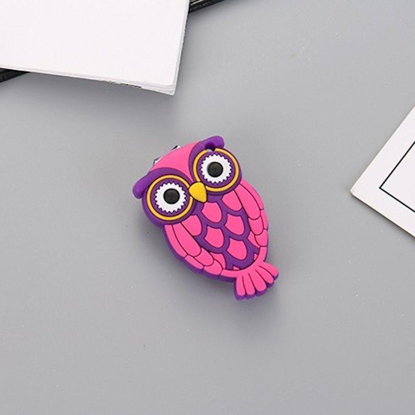 Knipser Ximivogue Cartoon Animal Design No-Mess Nail Clippers Owl