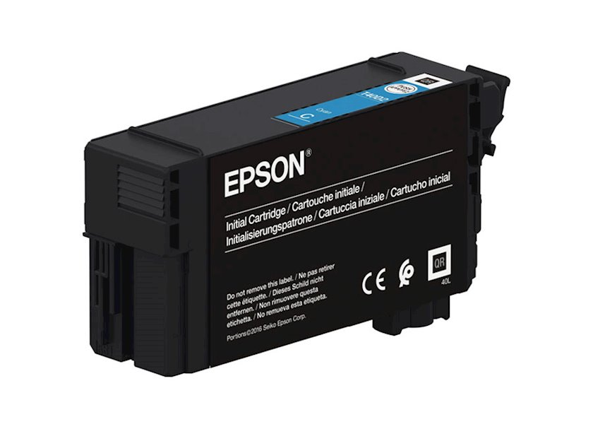 Kartric Epson T40D2 Cyan