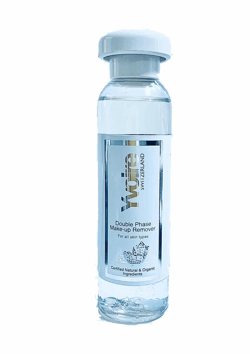 Makiyaj təmizləyici Yvoire Double Phase Makeup Remover 150 ml