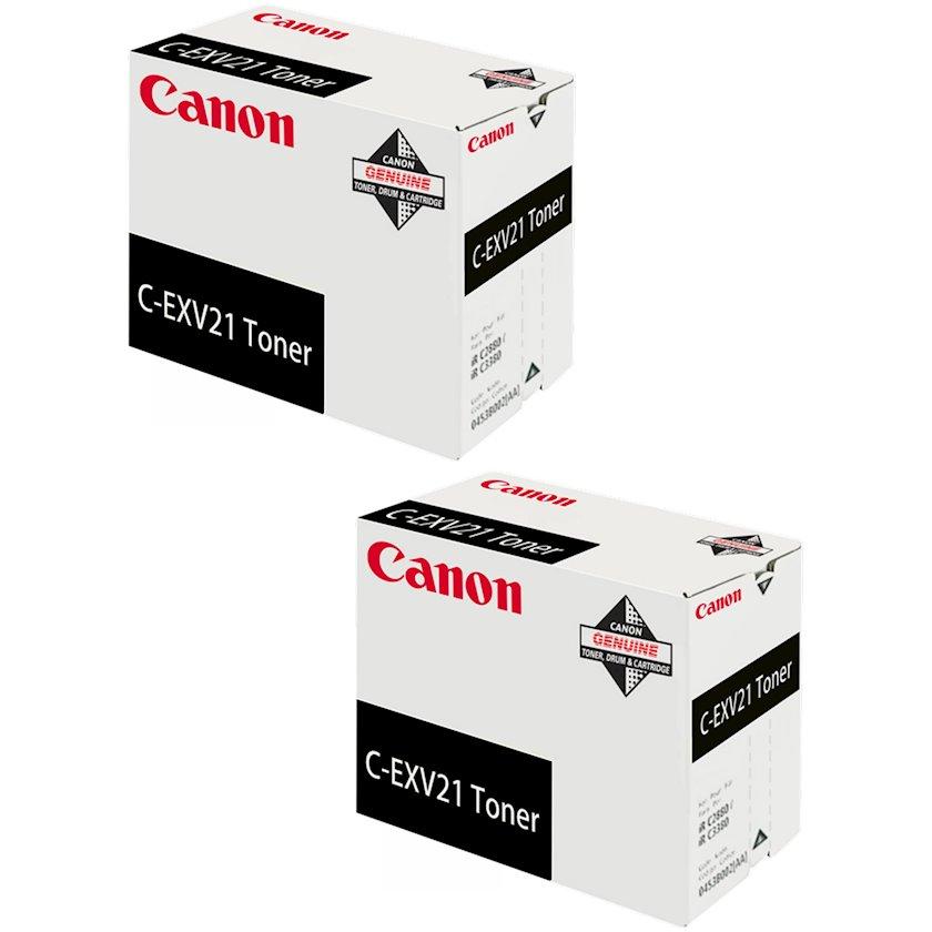 Toner-kartric Canon C-EXV21 Black