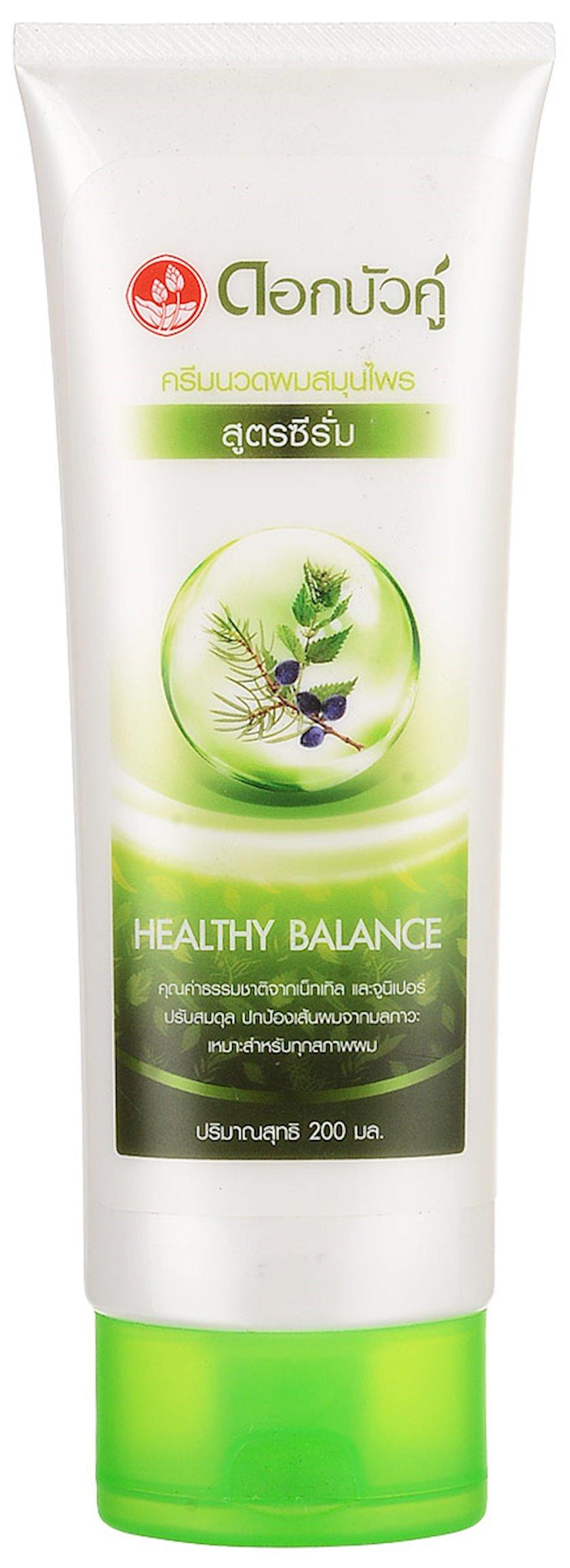Kondisioner Twin Lotus Herbal serumlu 200 ml