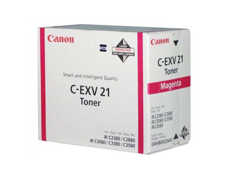 Toner-kartric Canon C-EXV21 Magenta