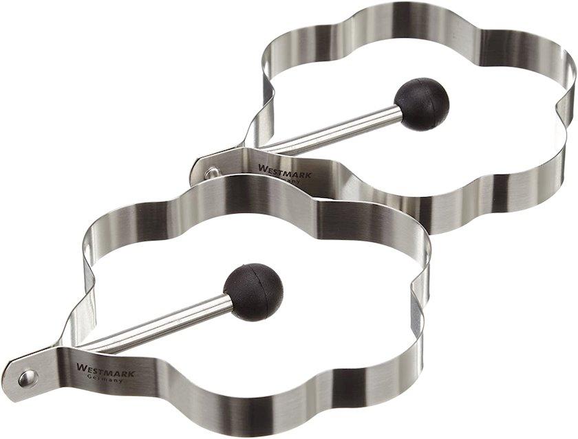 Formalar bişinti üçün çicək formalı Westmark, 2 əd, 13.5x9.8x1.5 sm
