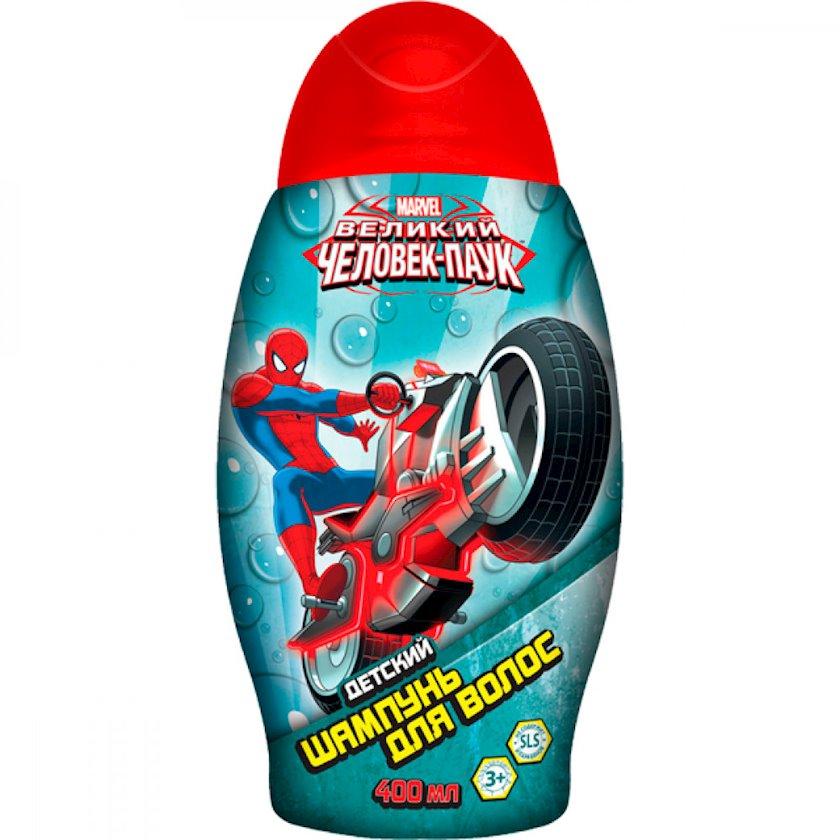 Şampun uşaq üçün Marvel Hörümçək Adam, 400 ml