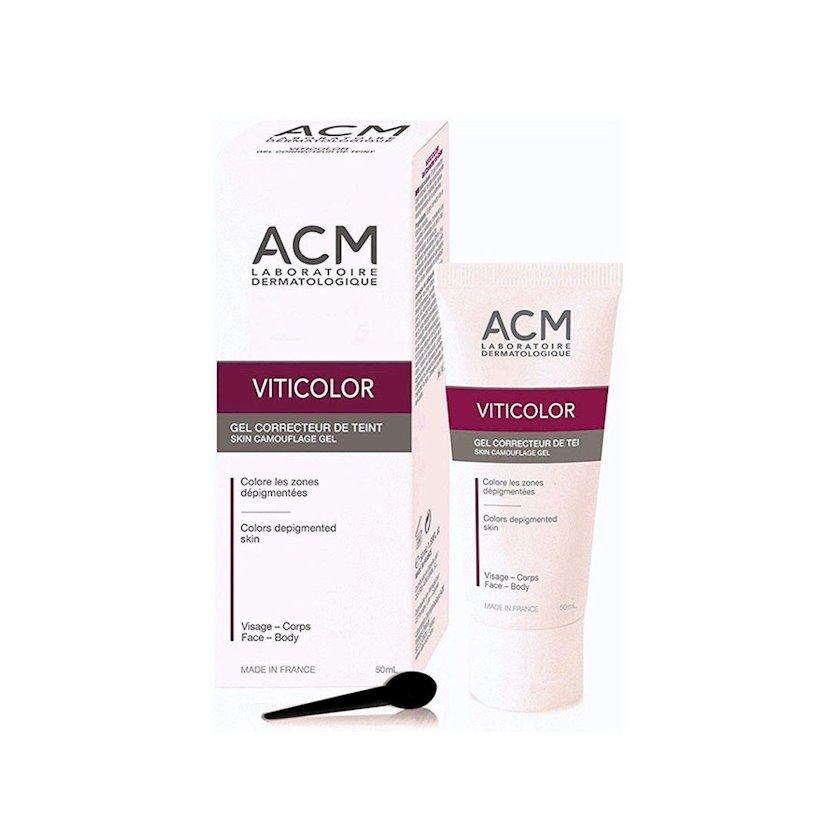 Tonlayıcı gel-korrektor ACM Viticolor, 50 ml