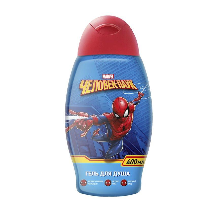 Duş geli uşaq üçün Spider-man 400 ml