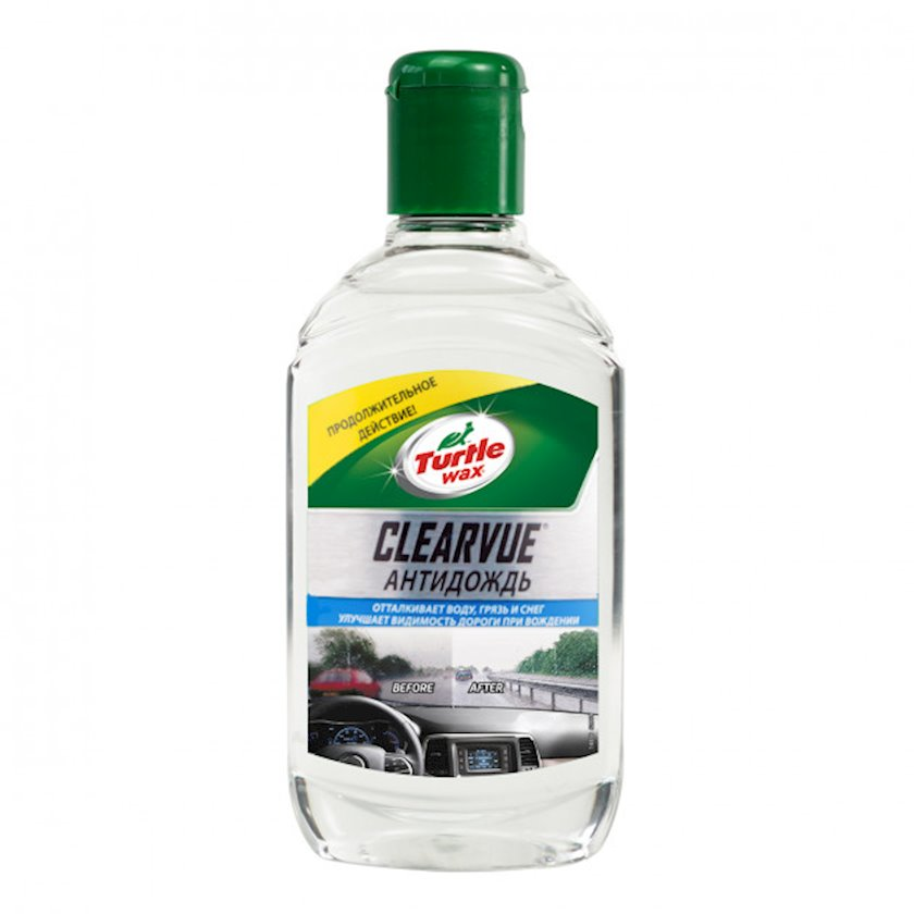 Yağışa qarşı Turtle Wax Clearvue Rain Repellent 300 ml