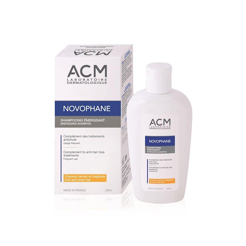 Şampun Acm Novophane canlandırıcı, 200 ml