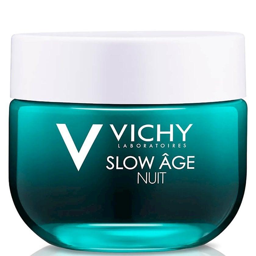 Gecə krem-maskası Vichy Slow Age Fresh Cream & Mask 50ml