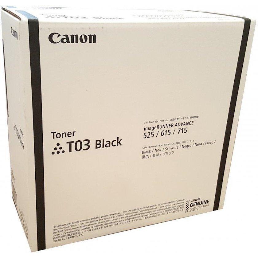 Toner-kartric Canon T03 Black