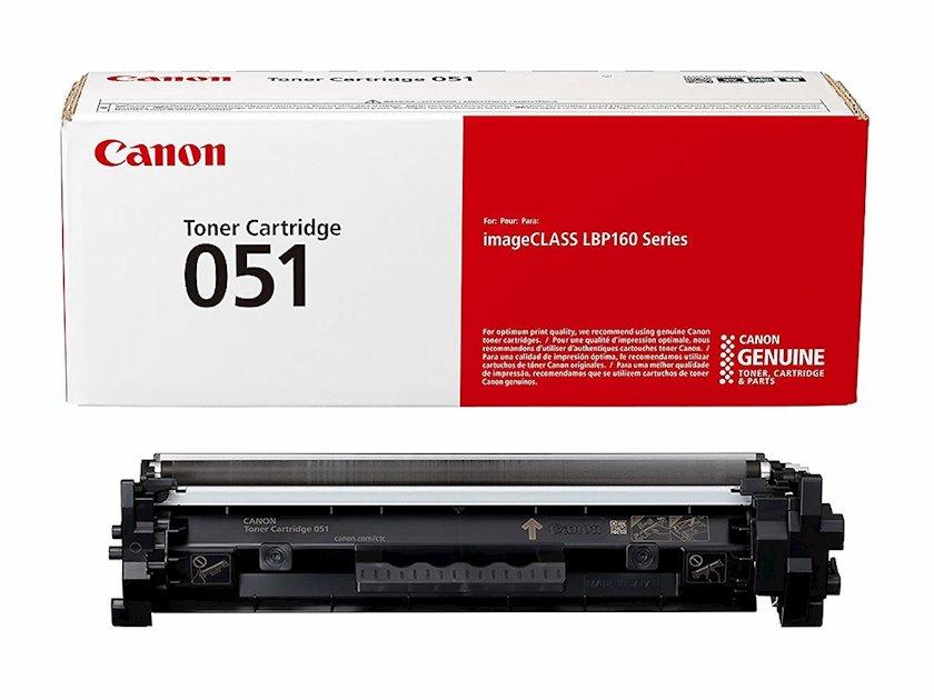 Toner-kartric Canon 051 Black