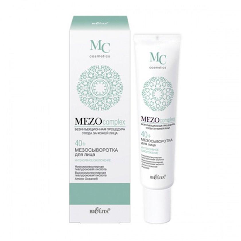 Mezoserum üz üçün Bielita Mezocomplex 40+, 20 ml