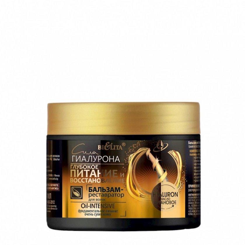 Balzam Bielita saç üçün Dərin qidalanma və bərpa 300 ml