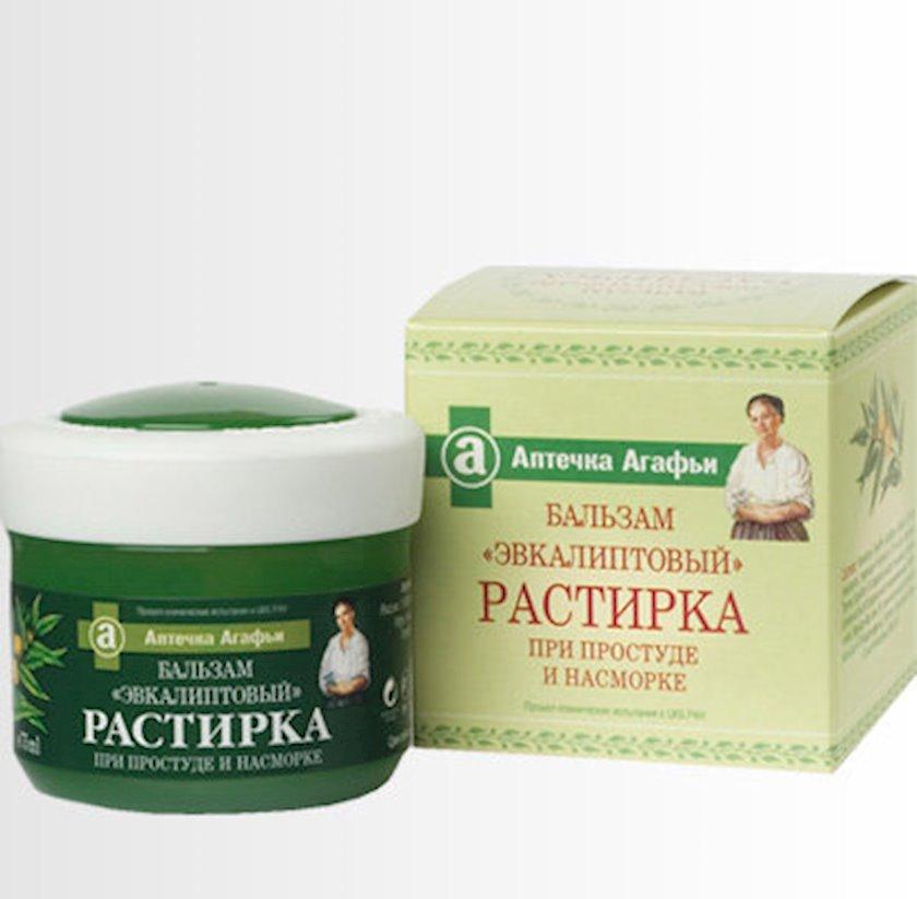 Kosmetik balzam Аптечка Агафьи Ekvalipt 75 ml