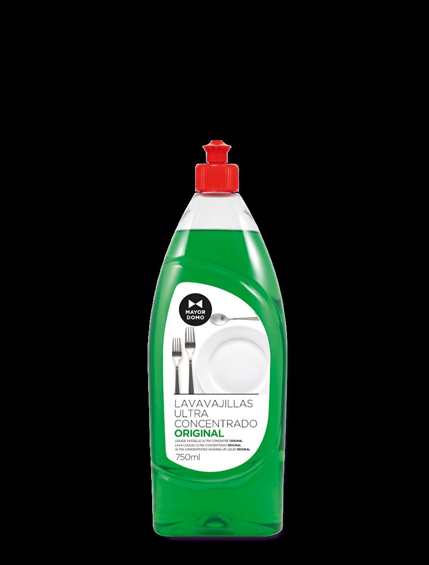 Ultrakonsentratlı qabyuyan vasitə Mayordomo, 750 ml