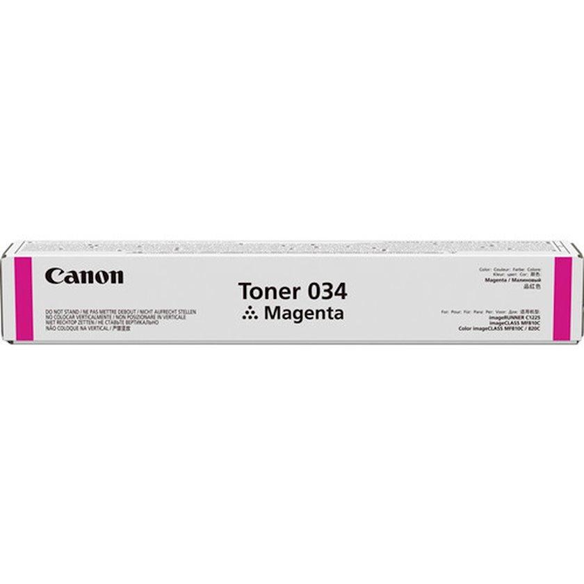 Toner-kartric Canon 034 Magenta