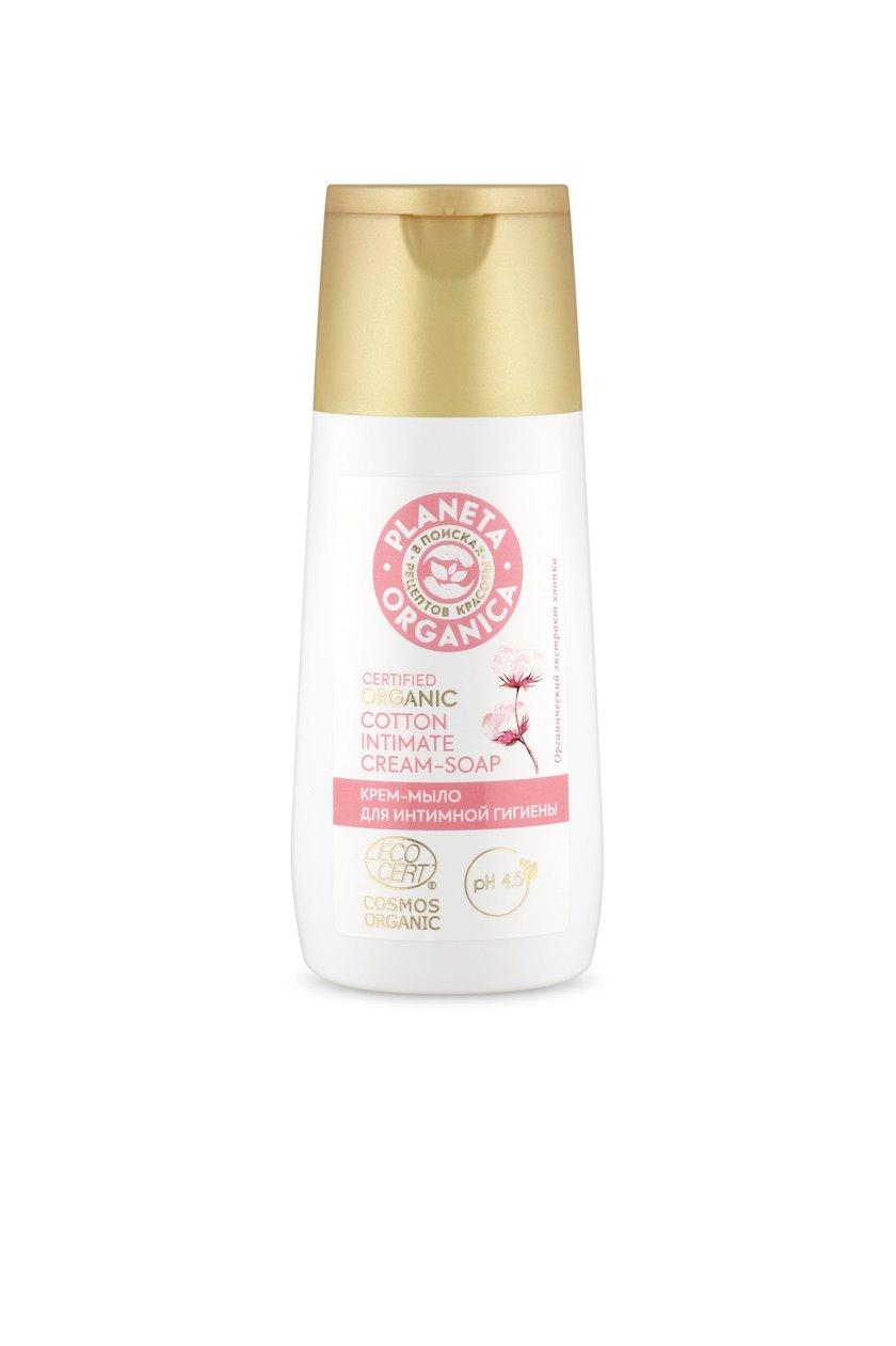 Krem-sabun intim gigiyena üçün Planeta Organica Intimate Care 150 ml