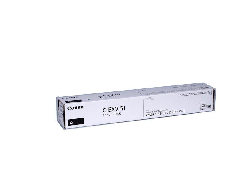 Toner-kartric Canon CEXV51 Black