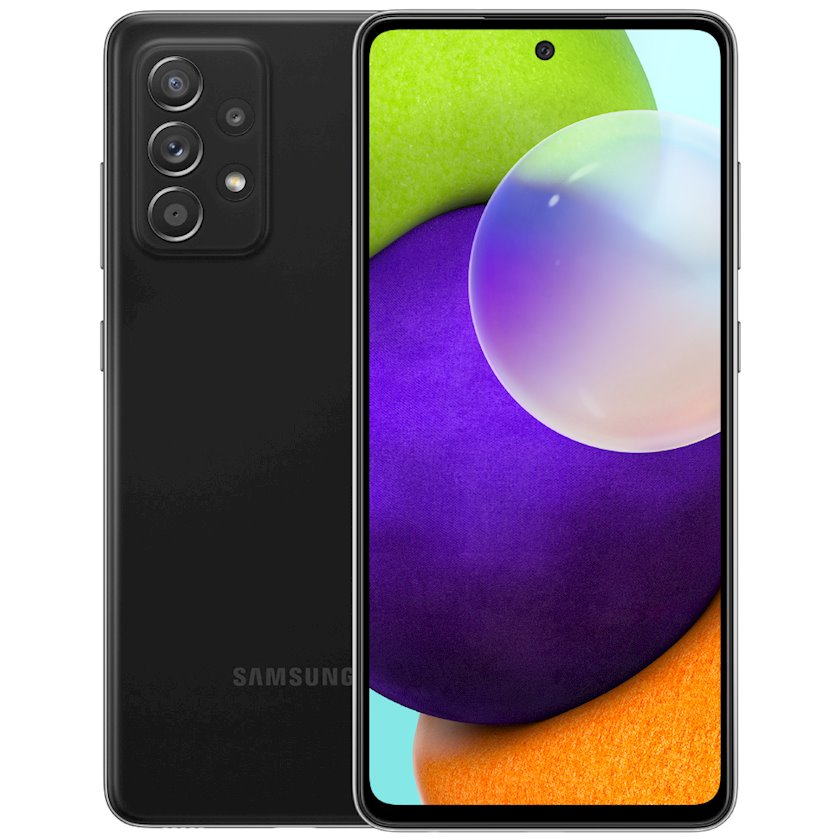 Smartfon Samsung Galaxy A52 8GB/256GB Black