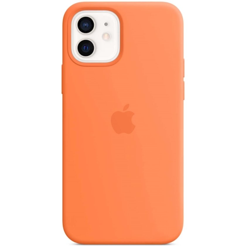 Çexol MagSafe Case Apple iPhone 12/12 Pro üçün  Kumquat