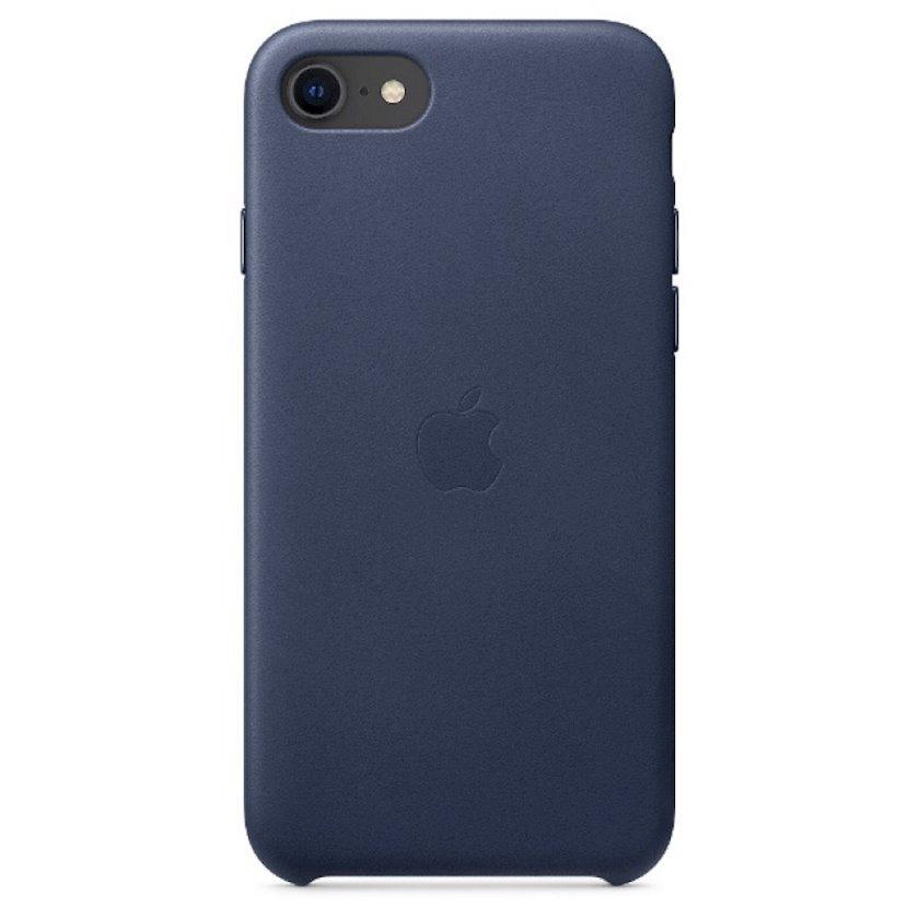 Çexol Leather Case Apple iPhone 7/8/SE üçün  2020 Blue