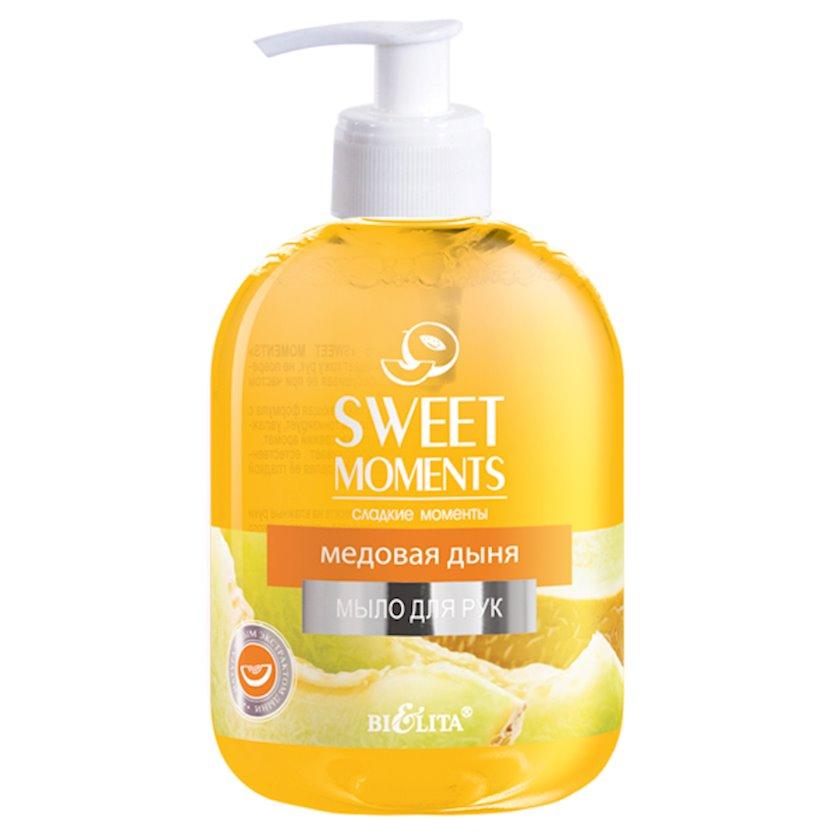 Maye sabun əllər üçün Bielita Sweet Moments Ballı yemiş 500 ml