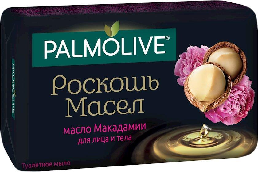 Sabun Palmolive yağların dəbdəbəsi makadamiya 90 q