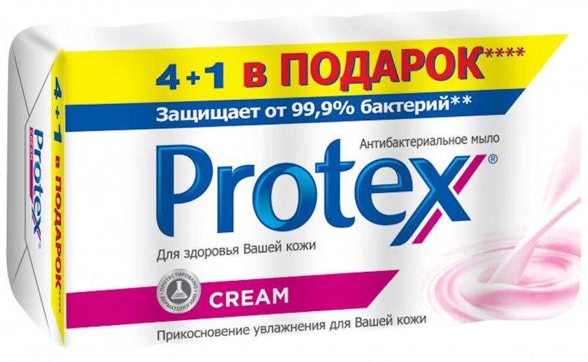Sabun Protex Cream Antibakterial 5 х 70 q