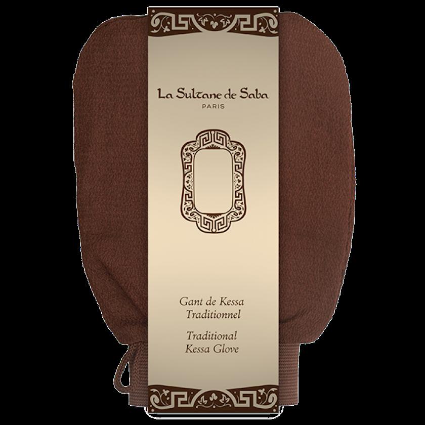 Bədən üçün lif-əlcək La Sultanе De Saba Kessa For Body