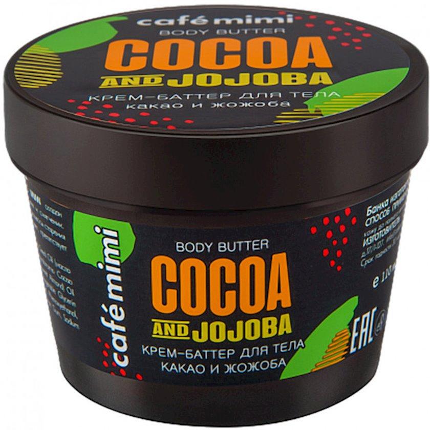 Krem-batter bədən üçün Café Mimi Kakao və jojoba 110 ml