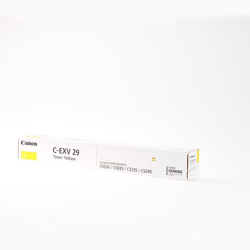 Toner-kartric Canon C-EXV29 Yellow