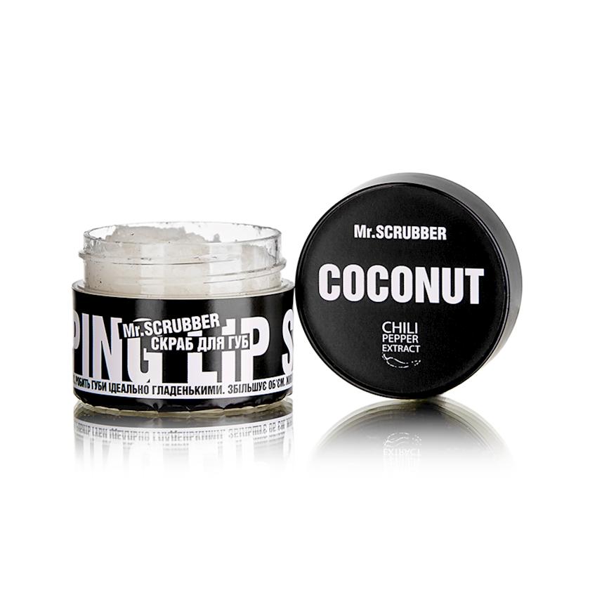 Skrab Mr. Scrubber Wow Lips Coconut, 35 ml