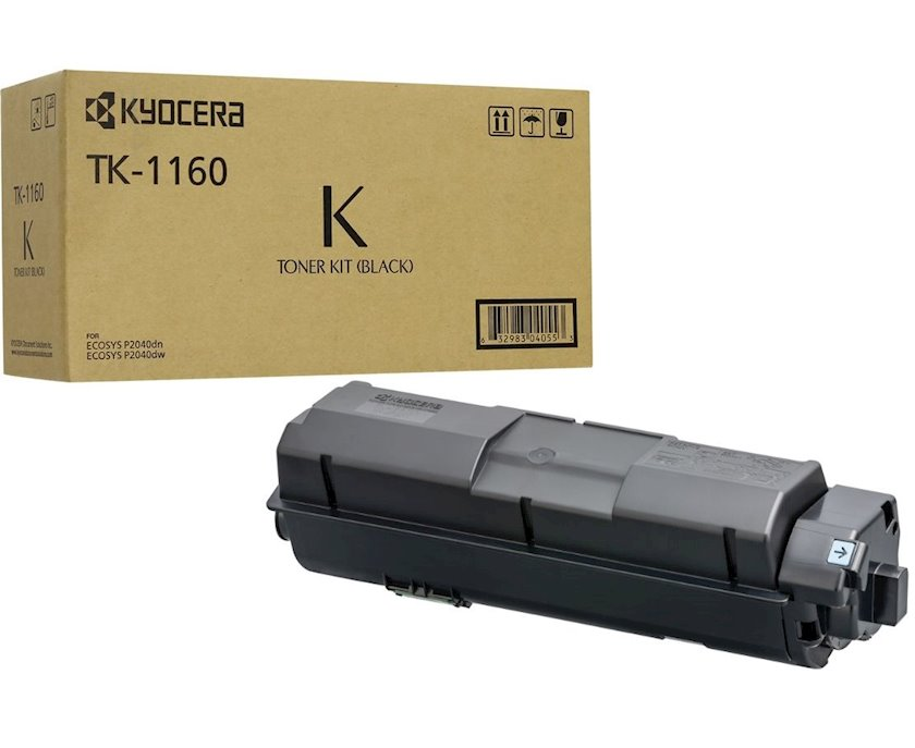Toner-kartric Kyocera TK-1160 Black